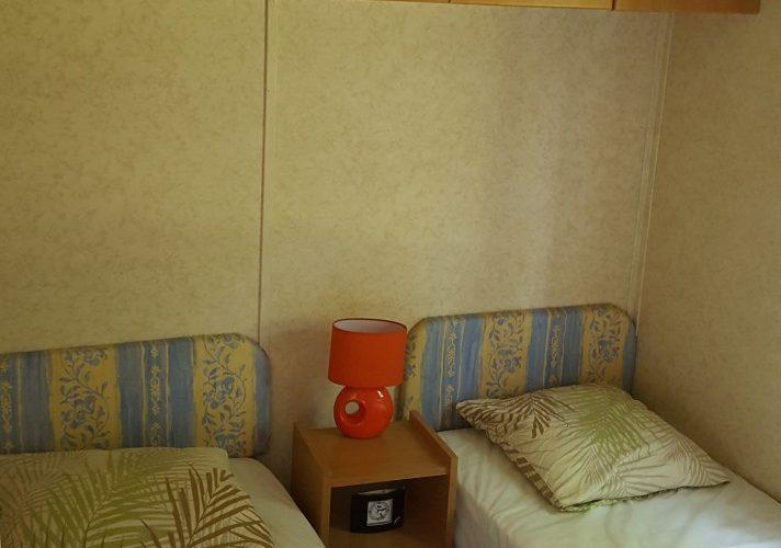 Mobil-Home 46 Chambre 2