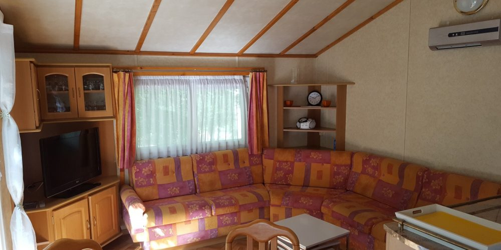 Mobil-Home 46 Salon