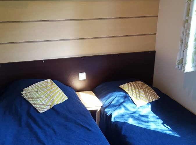 Mobil-Home 47 Chambre 2