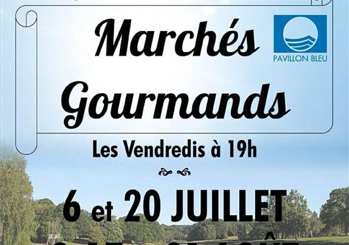 St Hilaire dates marchés gourmands 2018