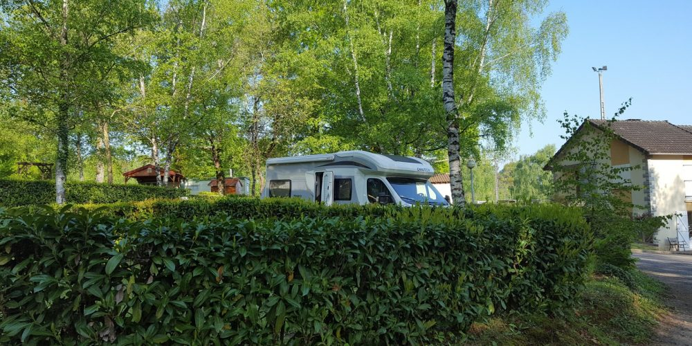 Camping-car St Hilaire 2