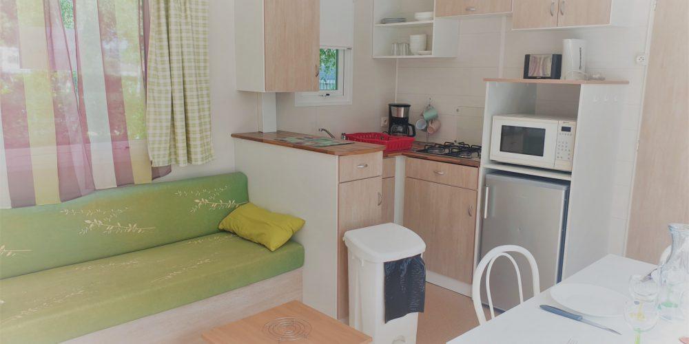 Mobil-home 65 intérieur